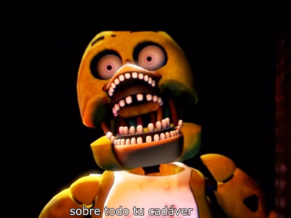 AnimatronicsRap (Five Nights at Freddy's Rap)