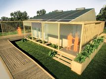 Solar Decathlon 2012: Ekó House