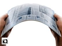 Skiff Reader, el lector digital flexible