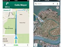Google Maps llega para iPhone