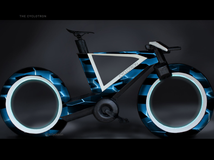 The Cyclotron, la bicicleta del futuro