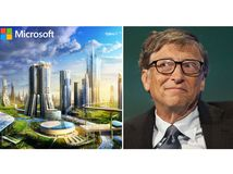 Bill Gates y su ciudad inteligente
