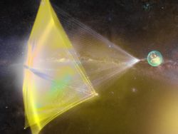 Arranca 'Breakthrough Starshot' con destino Alfa Centauri