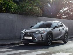 Lexus UX 250h Executive Plus: más seguro y sofisticado