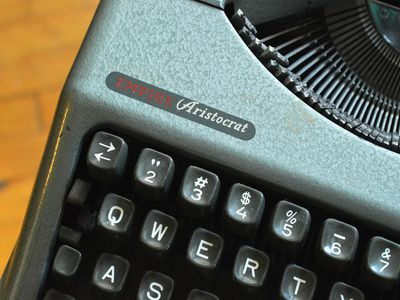 QWERTY.
