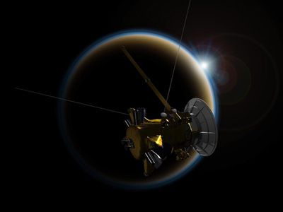 Cassini se prepara para su despedida final