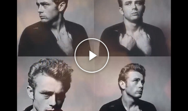 James Dean, la leyenda