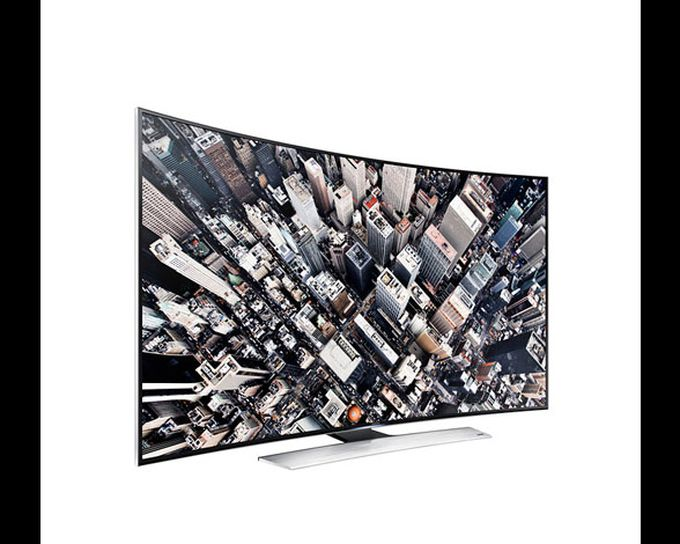 "Samsung 55"" HU8500 LED Curvo Smart TV 3D UHD"
