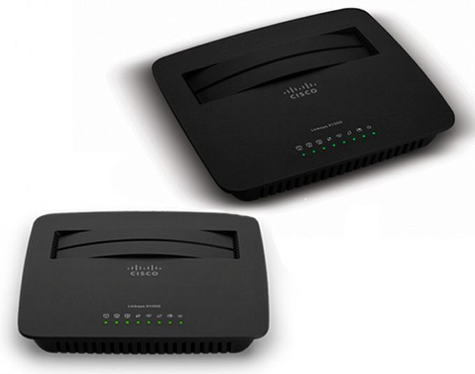 Router Linksys X1000