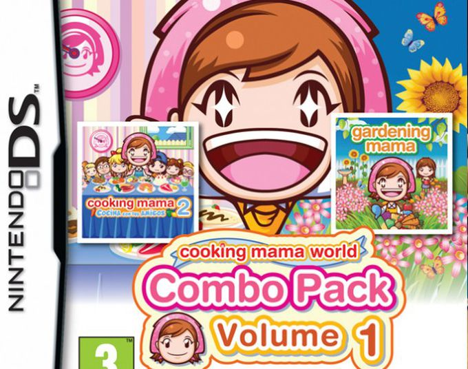 Cooking Mama World