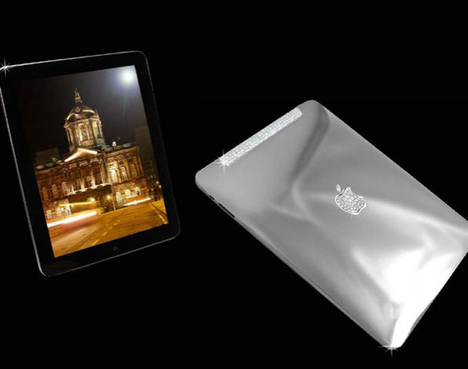 iPad Supreme Platinum Edition