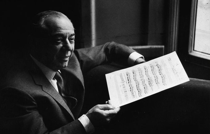 Richard Rodgers (1962)