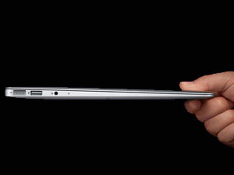 Apple presenta los nuevos MacBook Air