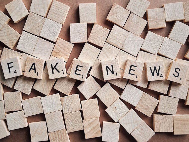 5 fake news de manual