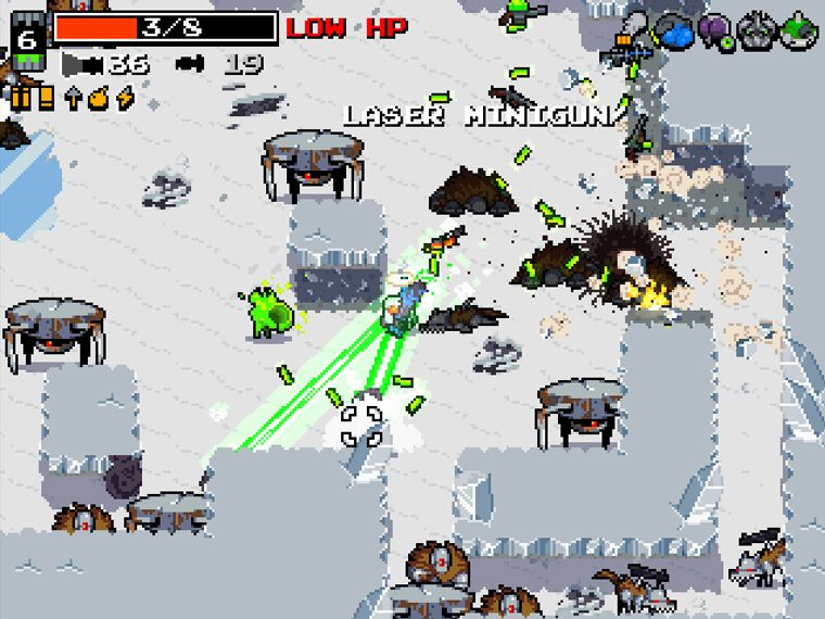 Combate Nuclear Throne
