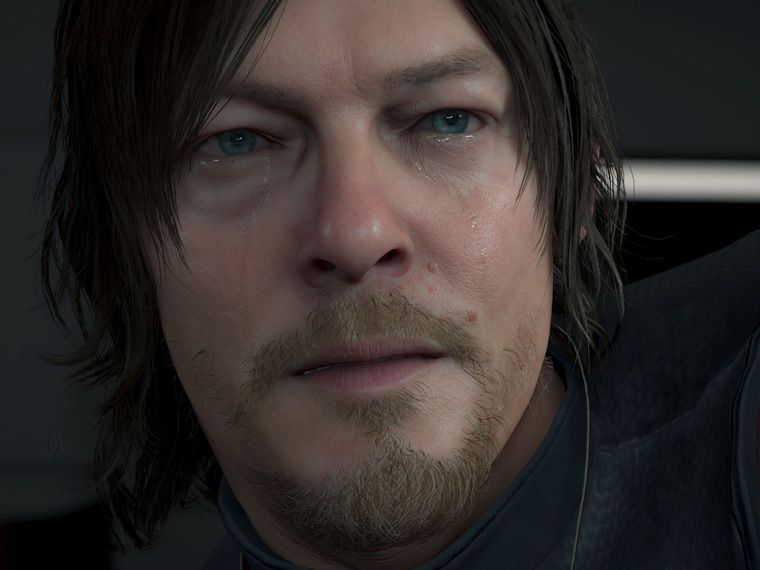 Sam Porter Bridges Death Stranding
