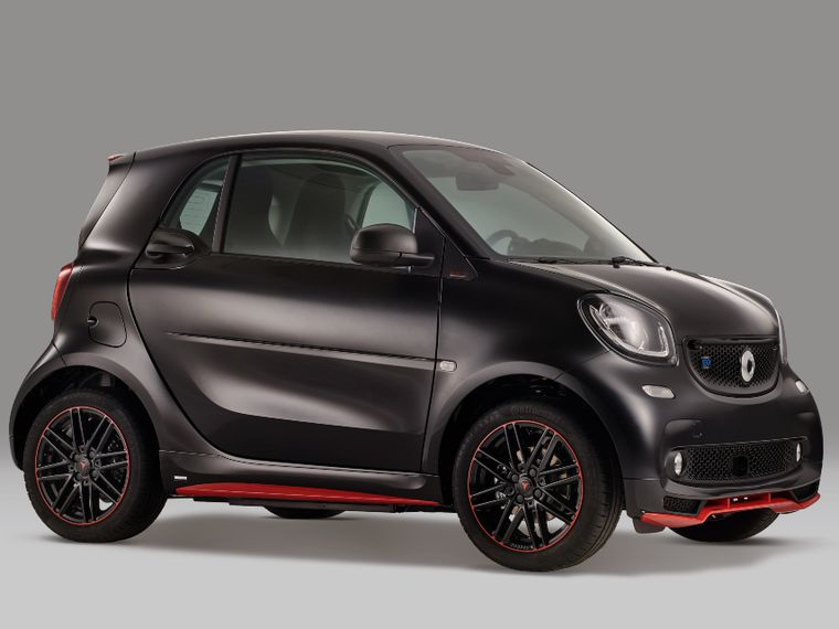 Smart EQ ForTwo Ushuaïa Llimited Edition 2019