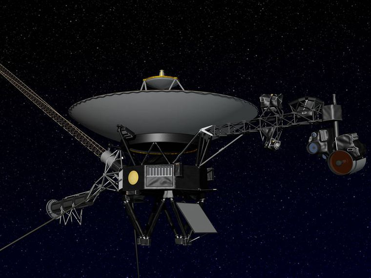 La Voyager 2 se adentra en el medio interestelar