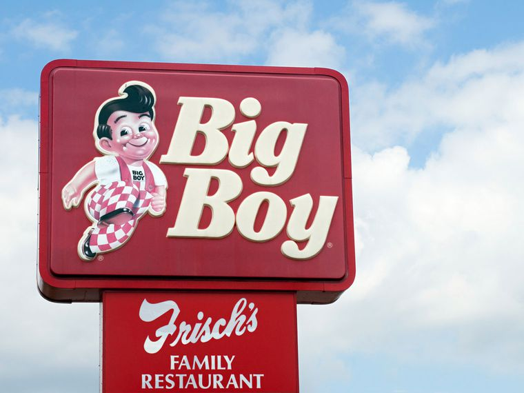 Big Boy Restaurant.