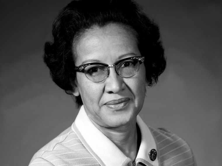 Adiós a Katherine Johnson, la brillante calculadora de la NASA