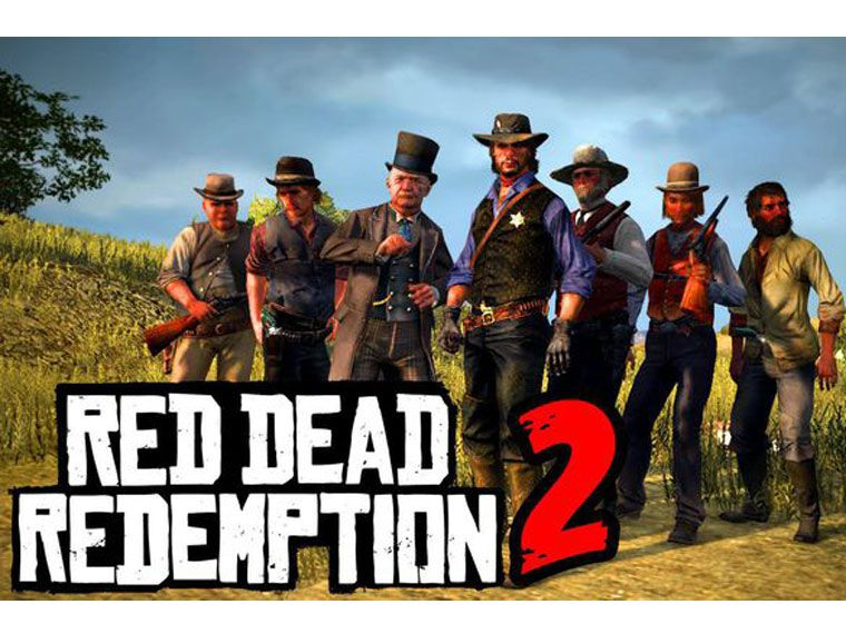 Red Dead Dedemption 2
