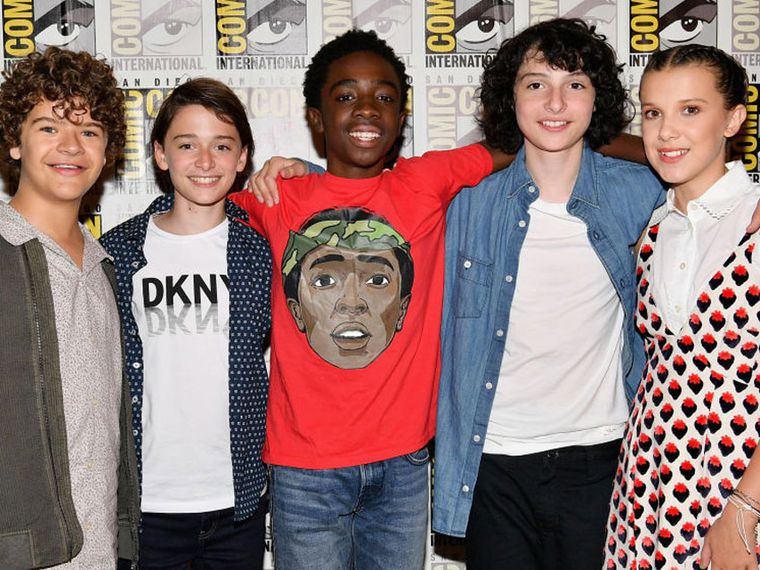 Stranger Things: Oda a la nostalgia