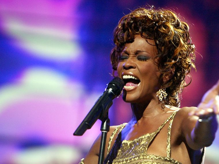 La voz y los silencios de Whitney Houston
