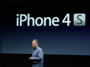 Ni iPhone 5 ni iPad 3: Apple presenta el iPhone 4S