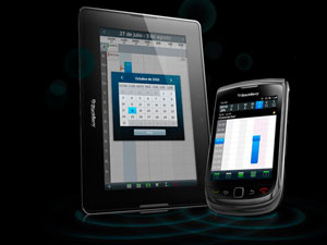 Nace nueva tableta BlackBerry Playbook