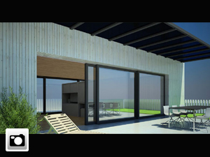 Solar Decathlon 2012: Eki House