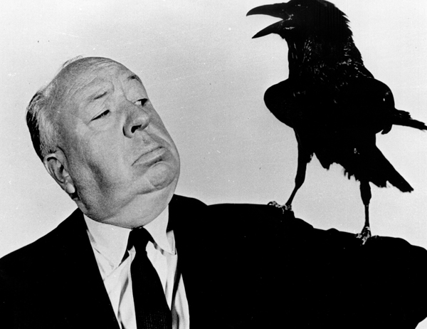 7 frases famosas de Alfred Hitchcock