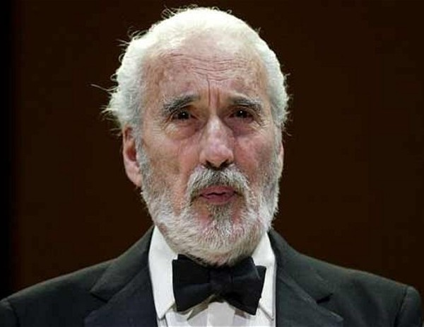 10 frases célebres de Christopher Lee