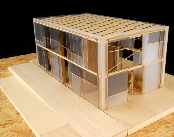 Solar Decathlon: LOW 3