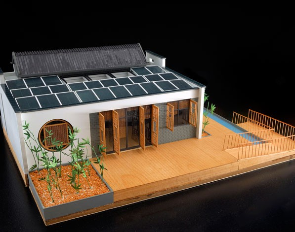 Solar Decathlon: Sunflower