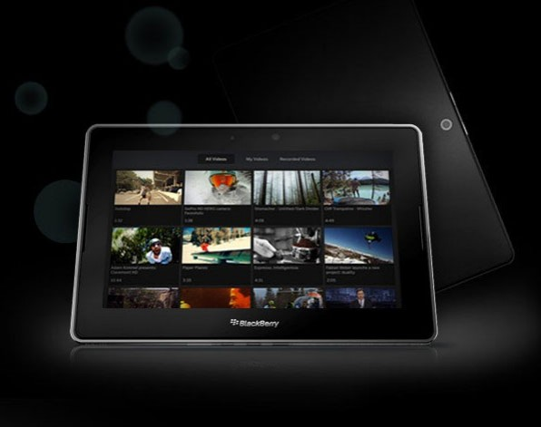Tableta BlackBerry PlayBook