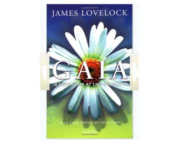 Gaia - James Lovelock (1979)