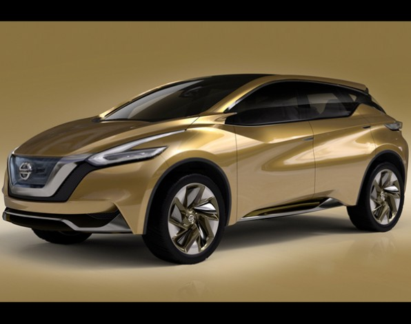 Resonace, el futuro de los crossover de Nissan