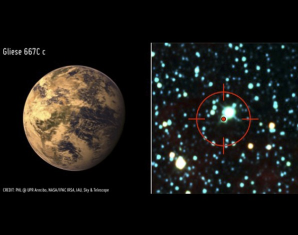 gliese 667cc on gravity - photo #6
