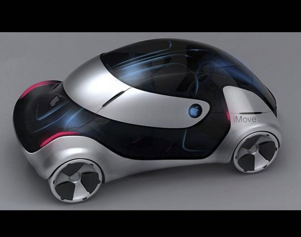 iMove, el posible coche urbano de Apple