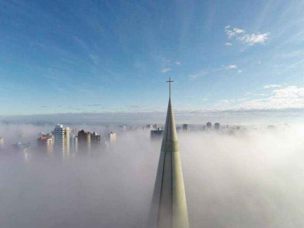 """Above the mist"" del brasileño Richardo Matiello"