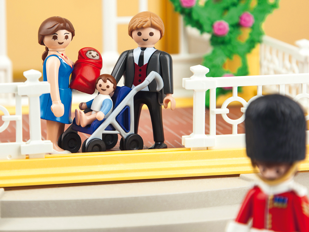 7. VIP: Very Important Playmobil